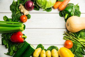 野菜 食物繊維