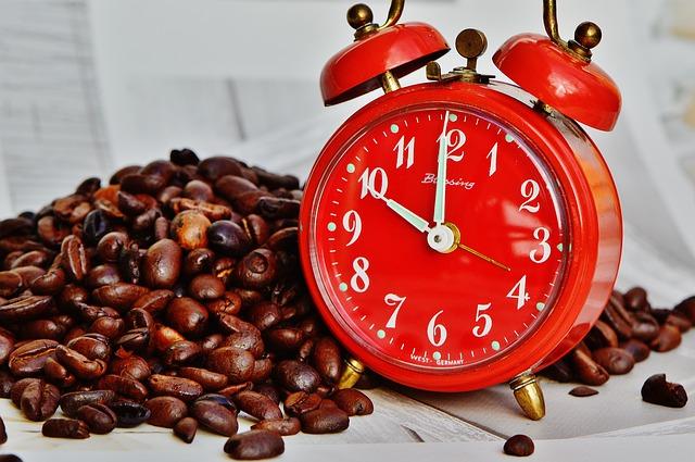 時間栄養学 夜のコーヒー