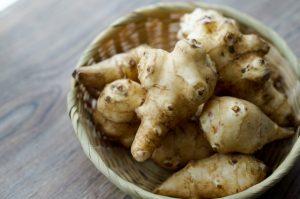 菊芋 キクイモ イヌリン